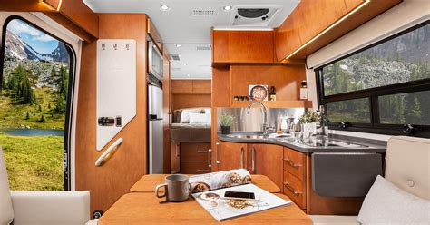 Unity - Features - Island Bed - Leisure Travel Vans