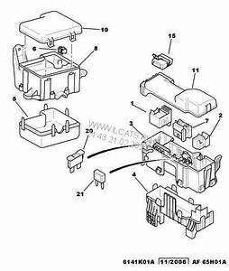 Vz 6440  Peugeot 107 Fuse Box Layout Free Diagram