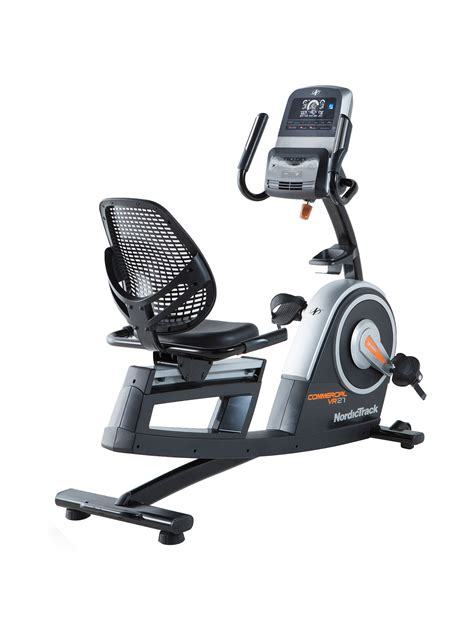 NordicTrack Commercial VR21 Recumbent Exercise Bike at ...