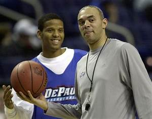 The New Coach For DePaul's Men's Basketball Is Dave Letaio