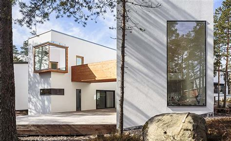 Sanaksenaho Architects' Latest House In Finland Is Small