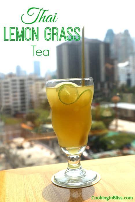 lemongrass cocktail recipe lemongrass drink recipes