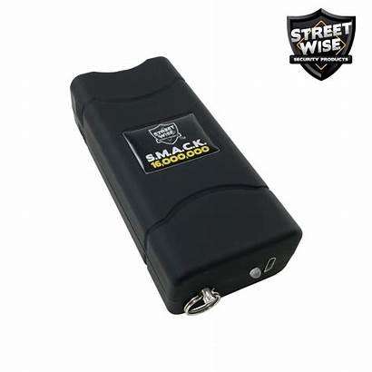 Stun Gun Smack Guns Keychain Taser Rechargeable