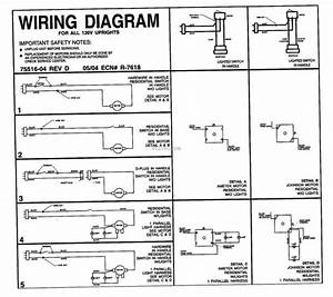 Oreck Xl Switch Wiring Diagram