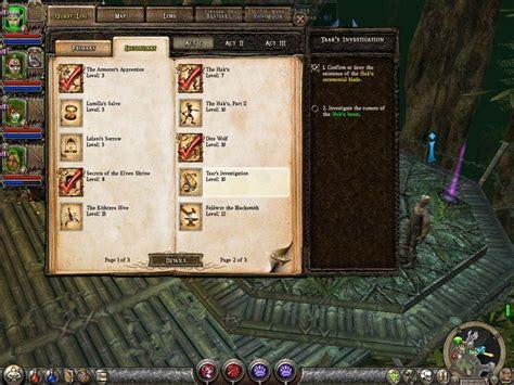 dungeon siege 3 doom dungeon siege ii 2005