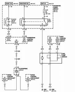 Transmission Control Module Wire Diagram