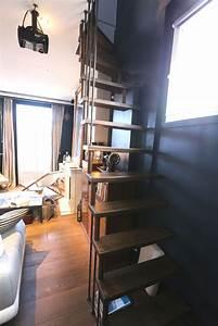 Echelle D Escalier : 1000 id es propos de echelle meunier sur pinterest ~ Premium-room.com Idées de Décoration