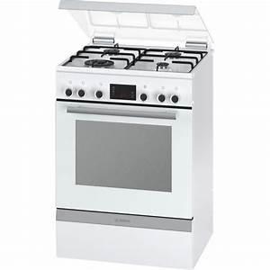Four à Gaz Encastrable : bosch hgd74w320f cuisini re gaz 60cm ctalayse 6 achat ~ Dailycaller-alerts.com Idées de Décoration