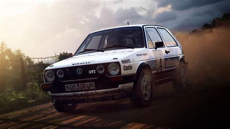 DiRT Rally 20 Erste GameplaySzenen eingetroffen