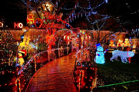 vancouver photos christmas decoration