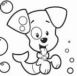 Coloring Pages Bubbles Blowing Bubble Printable Getcolorings sketch template