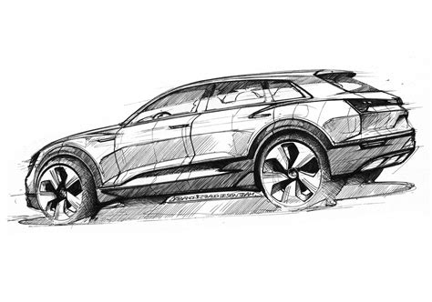   Transportation Exterior Sketches