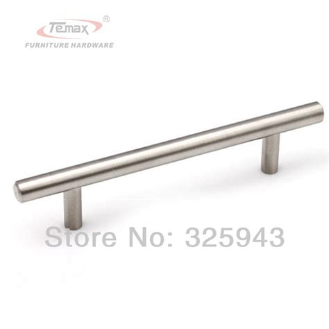 kitchen cabinet hardware stores 10pcs 96mm stainless steel brushed nickel cabinet knobs
