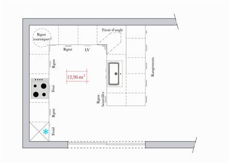 plan de maison avec cuisine ouverte plans de cuisines ouvertes open plan kitchen diner