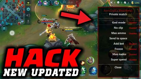 Updated Mobile Legends Mod Apk 1.2.73.2762 No Root
