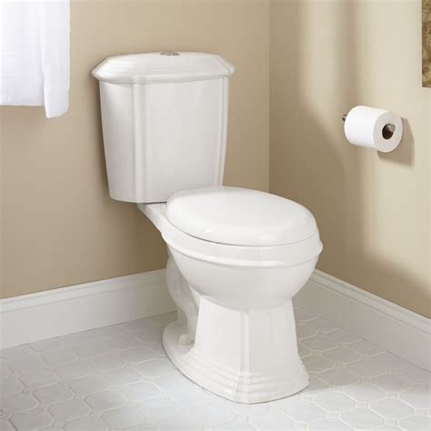 Regent Dual Flush Water Closet   Flush Button on Top