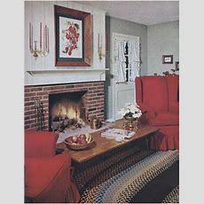 1950s Living Room  1950s & Earlier Decor In 2019  1950s
