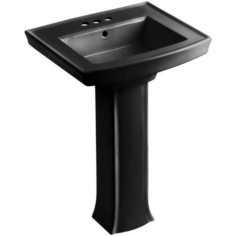 kohler archer toilet kohler memoirs stately ceramic pedestal bathroom sink
