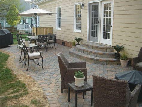 patio on brick steps patio ideas and pergolas