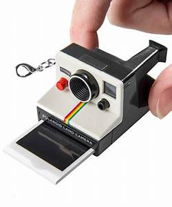 World's Coolest Polaroid Keychain