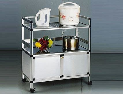 Kitchen Cabinets For Sale In Khobar by Aluminum Kitchen Cabinet Trolley Review And Buy In Riyadh