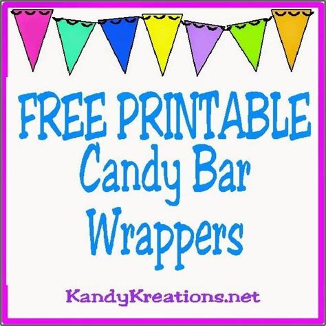 candy table sign template templates template sample