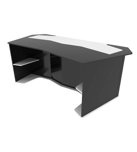 bw it help desk white desk with shelves mega deals and coupons