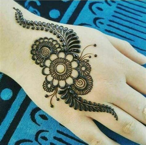 cutest henna mehndi designs  kids child insider