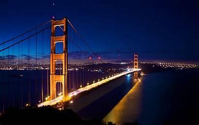 Bridge Gate Golden Francisco San Desktop Resolution