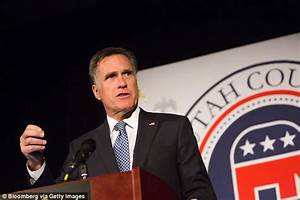 Mitt Romney LOSES Utah GOP nomination to try and replace ...