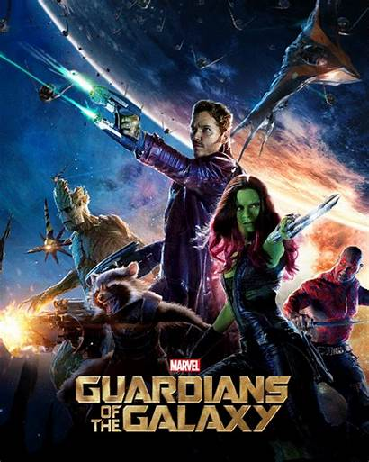 Galaxia Galaxy Guardianes Poster Guardians Lenticular Movie