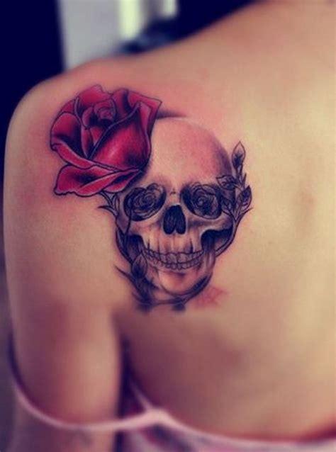 cool skull tattoos designs pretty designs