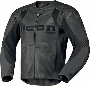 Airway Size Chart Icon Overlord Prime Leather Jacket Stealth