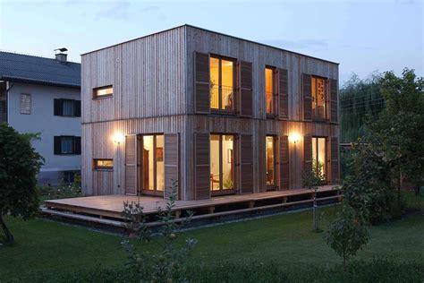 Modulhaus Ein Tiny House Aus Kuben by Haus G T U S Modulhaus Produktion Tiny Hause 2019
