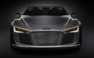 Audi e Tron Spyder Concept Wallpaper HD Car Wallpapers