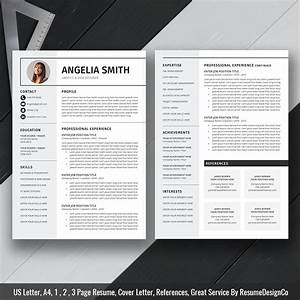 2019 Resume Template Word Download 2019  Cv Template