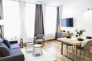 Appart Hotel Lille : salon 1 flandres appart h tel lille ~ Nature-et-papiers.com Idées de Décoration