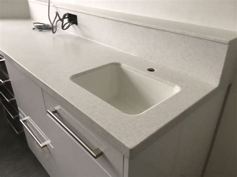 Corian Commercial Project 2 X Dental Surgeries  New Solid