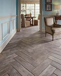 ceramic tile that looks like hardwood A real wood look without the wood worry. Wood plank tiles ...