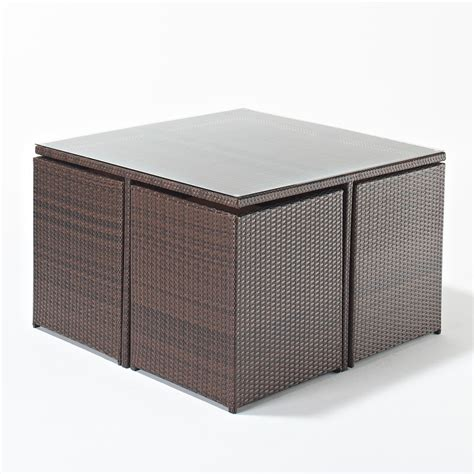 HD wallpapers rattan dining set cube