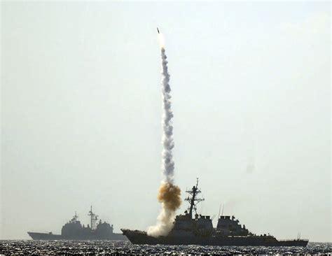 navy missile defense evolution   standard