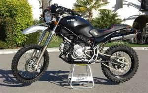 Ducati Monster Dual Sport