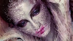 Beautiful, Makeup, Girl, Face, Art, Wallpapers