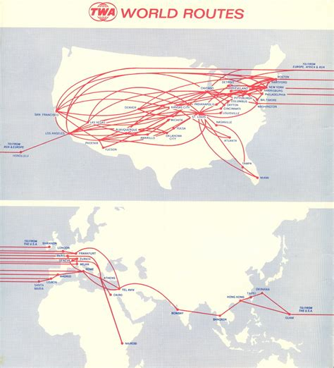 1000 images about airline route maps on pinterest maps
