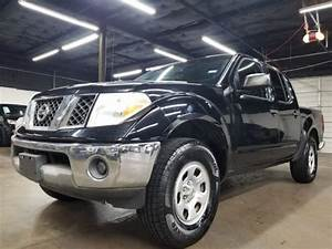 Used Nissan Frontier With Manual Transmission For Sale