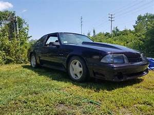 1993 Ford Foxbody Mustang 5 0 V8 Manual Transmission For