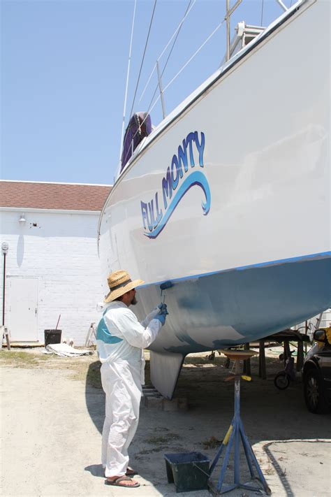 Boat Bottom Paint How Many Coats by Bottom Painting Day 2 Plus Meet The Manatee S V