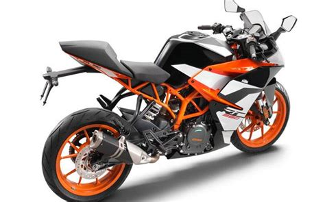 Ktm Launches Updated Rc Supersport Bikes In India