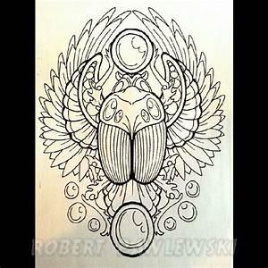 scarab beetle tattoos | ... tattoo # tattoos ...