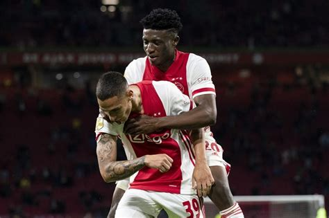Ajax star Mohammed Kudus named in Team of the Week after ...